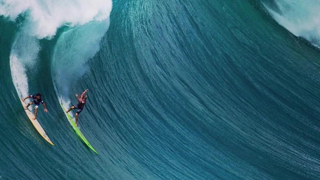 El surfista Mike Coots se niega a dejar el deporte tras un ataque de tiburón