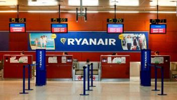 Huelga de Ryanair causa cancelación de 400 vuelos