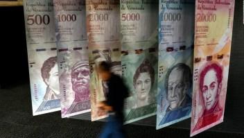 Maduro quita 5 ceros al bolívar y lo ancla al petro