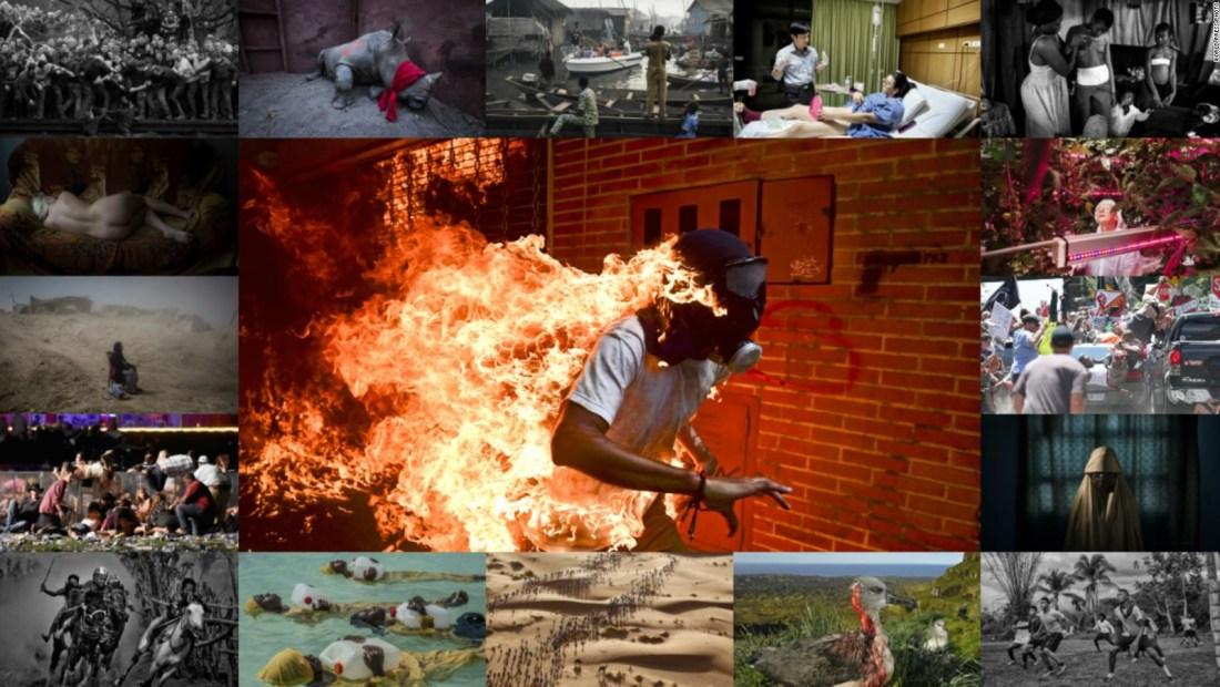 Una historia en cada fotografía premiada en el World Press Photo