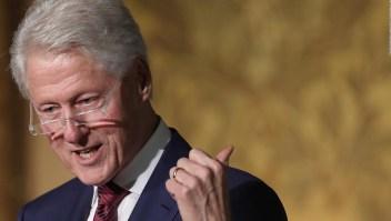 Trabajadoras sexuales interrumpen discurso de Clinton en Amsterdam