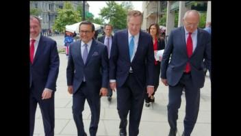 EPN confía que en agosto termine renegociación del TLCAN