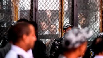 Egipto condena a muerte 75 personas que participaron en protestas en 2013