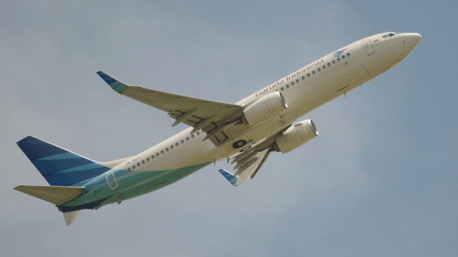 Garuda Indonesia logró la novena posición en la clasificación de mejores aerolíneas de este año.