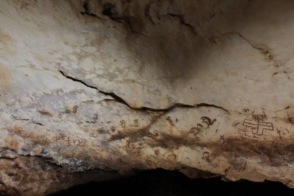"""El hallazgo del mural fue una """"fortuna"""", según el arqueólogo principal de la expedición. (Crédito: Sergio Grosjean)."""