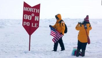 Los lugares más remotos del mundo: desde el Polo Norte (en la imagen) hasta el Polo Sur, todavía hay algunos lugares en el mundo donde puedes necesitar más de un avión, tren o automóvil para llegar.