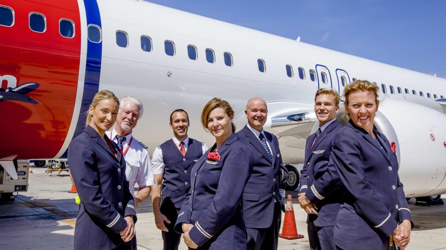 La mejor aerolínea de bajo coste de larga distancia del mundo: por sexto año consecutivo, Norwegian Airlines fue ganadora de este premio. Esta aerolínea también obtuvo el gong como la mejor aerolínea de bajo coste en Europa.
