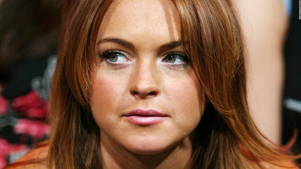 Lindsay Lohan es criticada por sus comentarios sobre #metoo