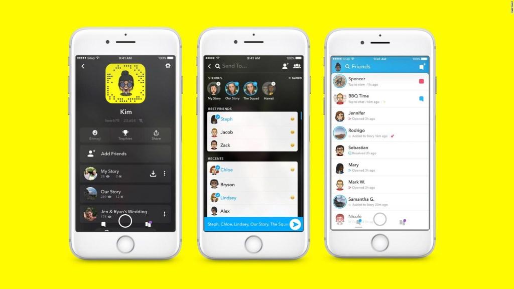 Los filtros de Snapchat podrían afectar tu autopercepción