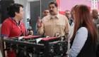Maduro pone en oferta lingotes de oro para recuperar la economía