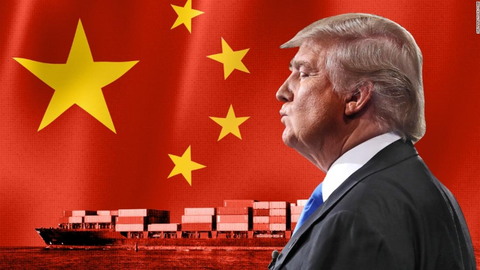 Impuestos Estados Unidos y China, Donald Trump