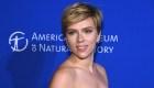 Scarlett Johansson es la actriz mejor pagada del mundo