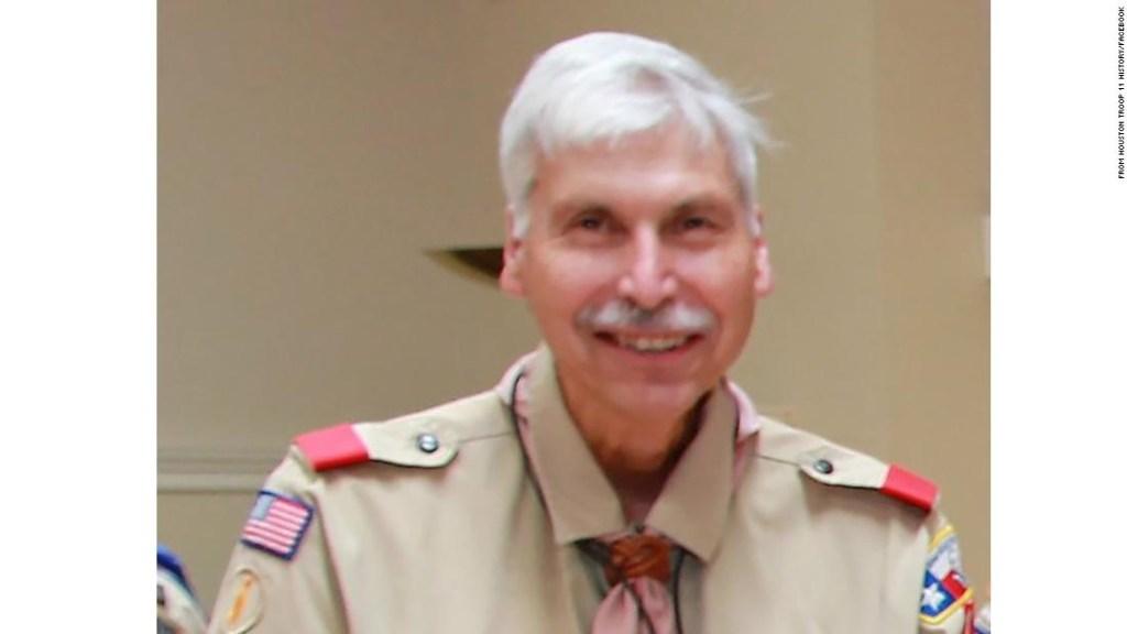 mark hausknecht, médico asesinado