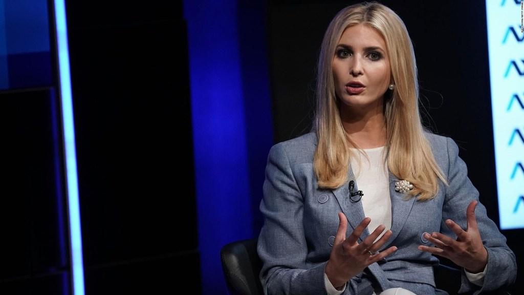 Hija del presidente disiente de política inmigratoria