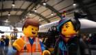 Turkish Airlines presenta nuevo video de seguridad con personajes de Lego