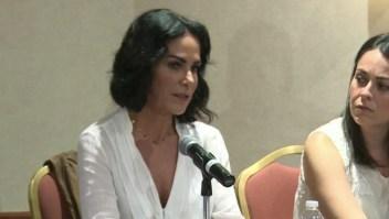 ONU reconoce violación a DD.HH. de Lydia Cacho