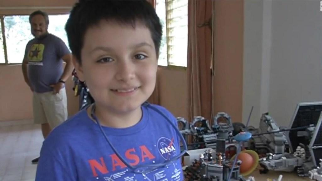Un niño mexicano de 12 años logra entrar a la universidad