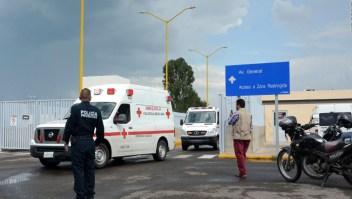 Algunos pasajeros del avión de Aeroméxico siguen graves