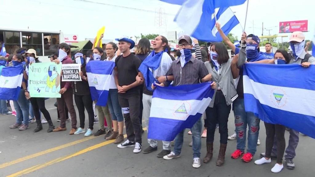 Suspenden clases en universidades públicas de Nicaragua