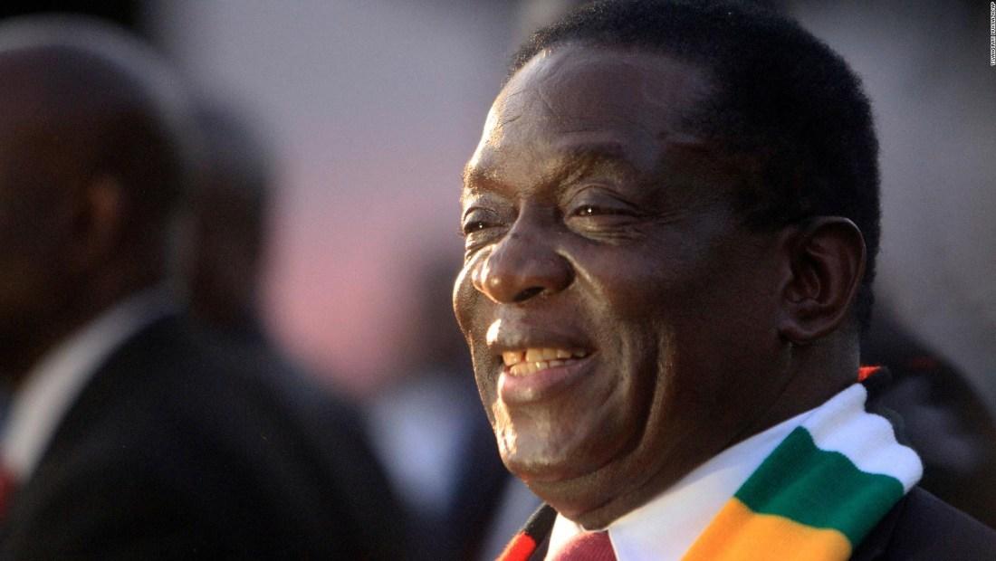 Emmerson Mnangagwa se asegura la presidencia de Zimbabwe