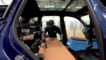 BMW, una de las automotrices afectadas por los aranceles de Trump