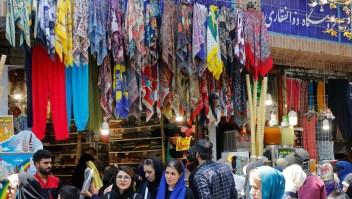 Nuevas sanciones estadounidenses contra Irán afectan economía del país musulmán