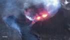 #ElDatoDeHoy: actividad volcánica moderada en el Kilauea en Hawai