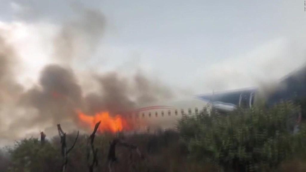 Demandan a Aeroméxico por accidente en Durango