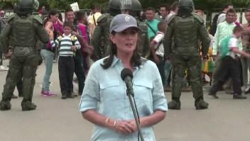 Haley arremete contra Maduro por situación de venezolanos