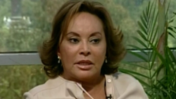 """Elba Esther Gordillo a CNN:""""No le puedo caer bien a todos"""""""