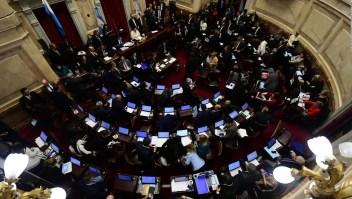 Senado argentino dice no a despenalizar el aborto