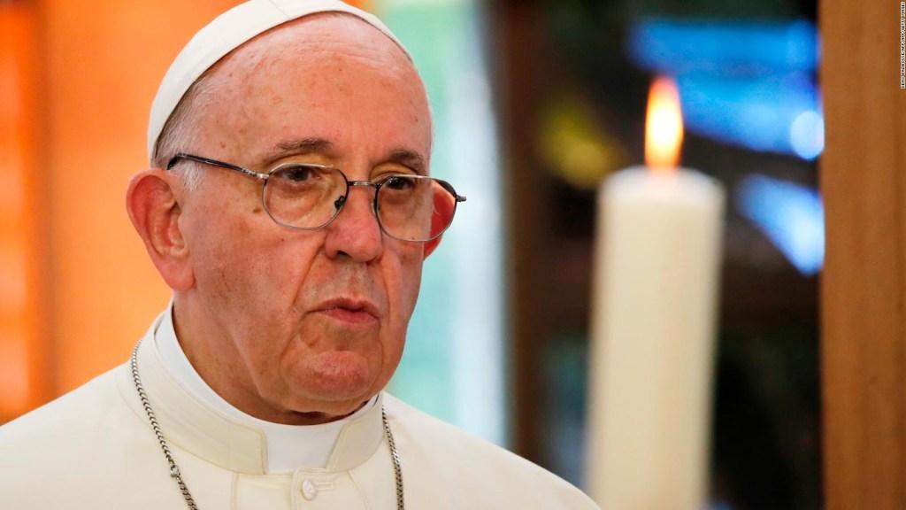 ¿Por qué Vigano pide la renuncia del papa Francisco?