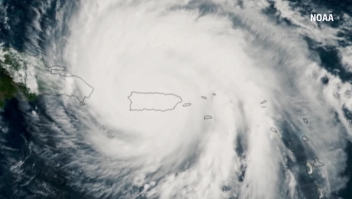 ¿Cuántos huracanes pronostica la NOAA para este 2018?