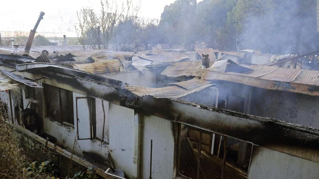 10 muertos en hogar de ancianos en Chile