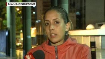 La hermana de Juan Requesens tilda de secuestro la detención de su hermano