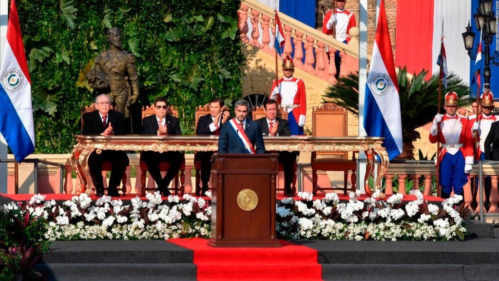 Estos son los retos del nuevo presidente de Paraguay