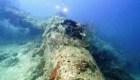 Hallan restos de un buque perdido hace 75 años