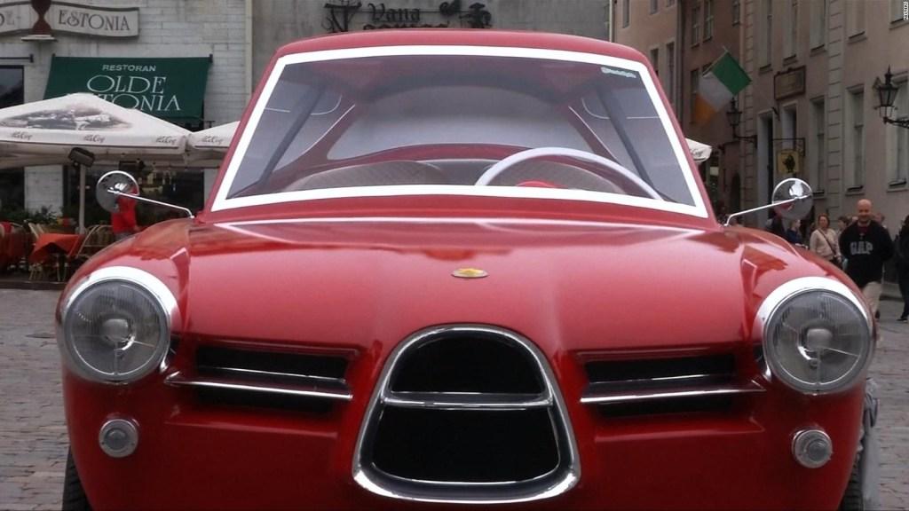 Nobe 100: nuevo automóvil eléctrico para gustos clásicos