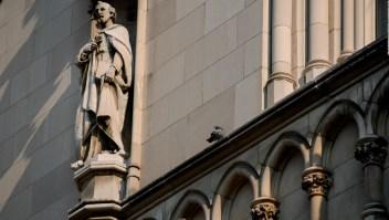 Fieles opinan tras escándalo en iglesias católicas en Pensilvania