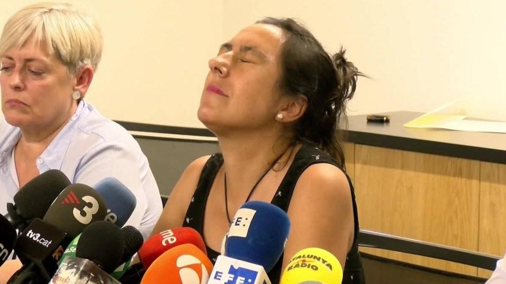 """Víctima de ataque en Barcelona: """"La gente volaba como muñecos rotos"""""""