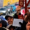 Venezolanos estancados en Ecuador