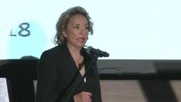 """Elba Esther Gordillo: """"Recuperé la libertad y la reforma educativa se ha derrumbado"""""""