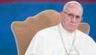 El papa Francisco pide perdón por el abuso sexual de sacerdotes a menores