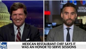 Periodista de Fox: Los tacos son de EE.UU.