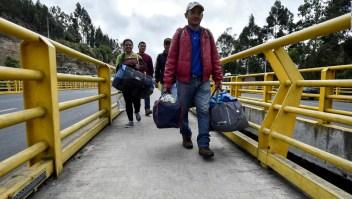 ¿Cuántos venezolanos emigran a países de América del Sur?