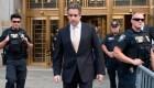 Cohen se declara culpable de violar normas electorales