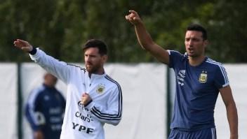 Lionel Scaloni explica cómo intentará encaminar a Argentina