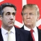 #MinutoCNN: Donald Trump dice que Cohen no se declaró culpable de delitos