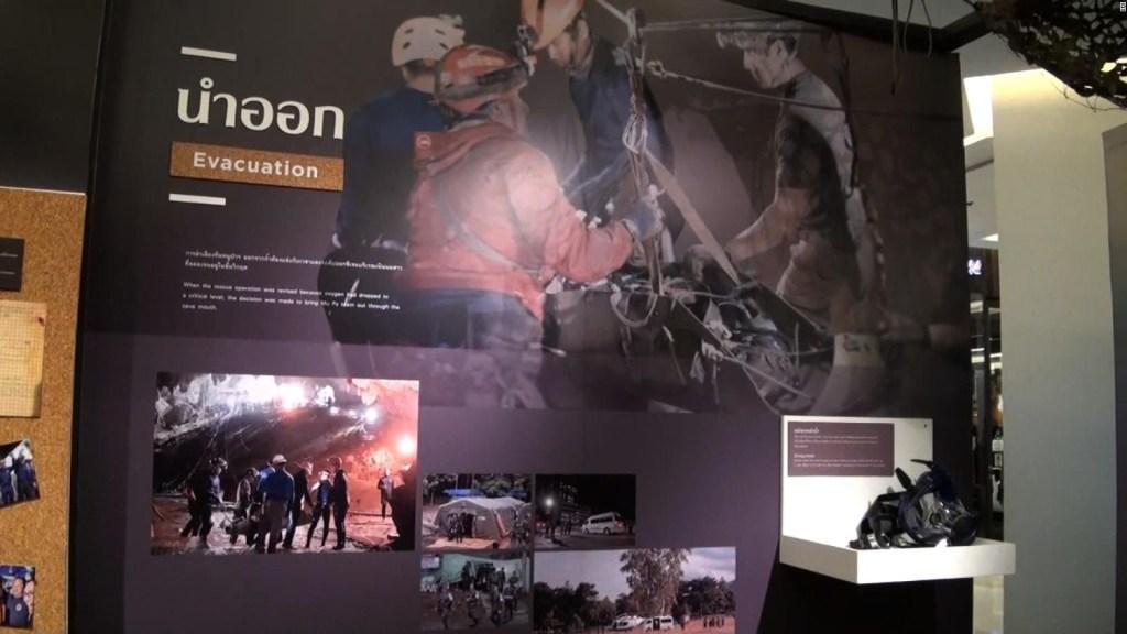 #ElDatoDeHoy: Muestra fotográfica del rescate de niños en cueva de Tailandia