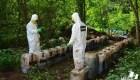 Incautan 10 toneladas de droga sintética en México
